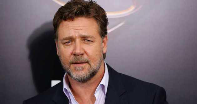Russell Crowe büyük utanç yaşamış