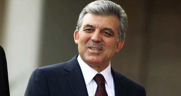 Abdullah Gül hakkında takipsizlik kararı