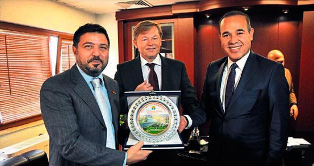 Letonya Türkiye ilişkileri Adana katkısıyla gelişecek
