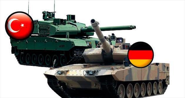 Tek rakibi Alman Leopard