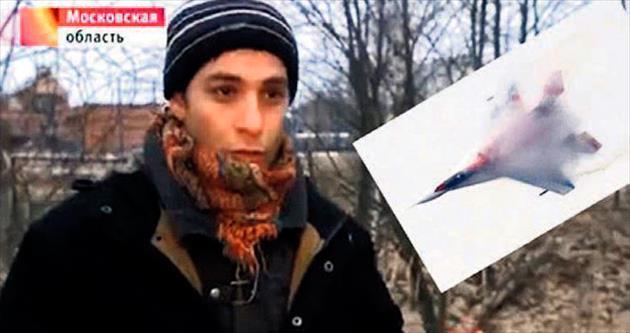 Rus pilotu hayata döndüren Türk