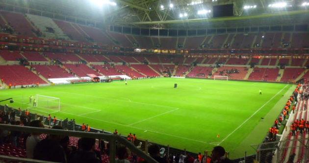Galatasaray'a Türk Telekom Arena şoku!