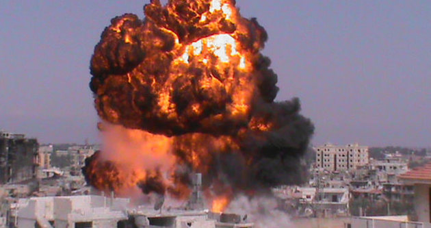 IŞİD'e büyük saldırı: 40 ölü
