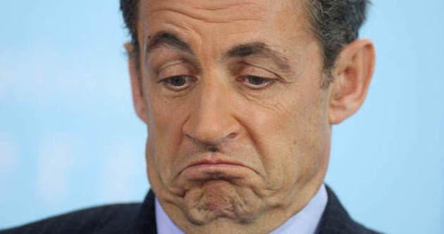 Sarkozy'nin zorlu merkez sağ sınavı