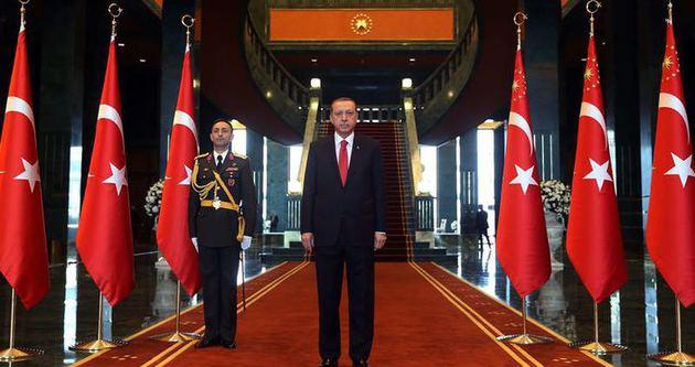 Erdoğan Cumhurbaşkanlığı Sarayı'nın oda sayısını açıkladı