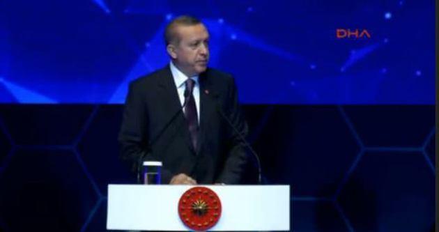 Erdoğan: Üzerinde duracağımız nokta inovasyon