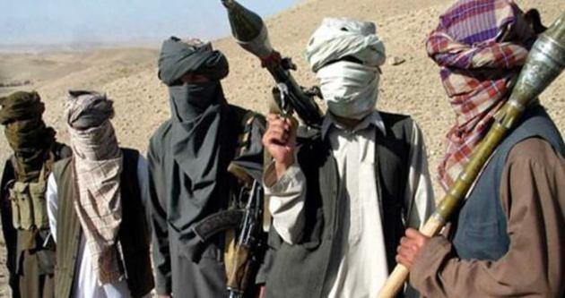 Afganistan'da Taliban çatışmaları
