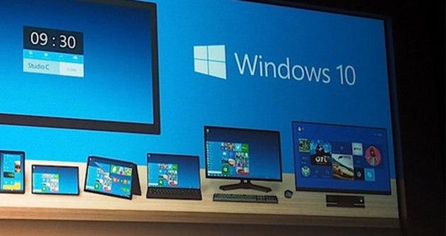 Windows 10'un çıkış tarihi