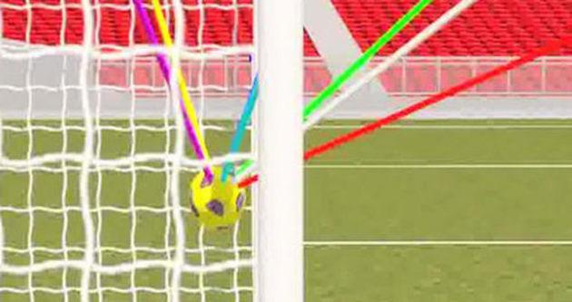 Bundesliga'da da gol çizgisi teknolojisi devri