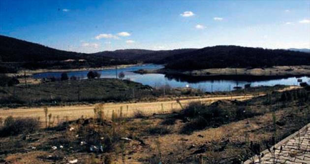 Büyükorhan'a gölet takviyesi