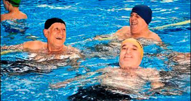 Hacı Sabancı Yüzme Havuzu yenilendi