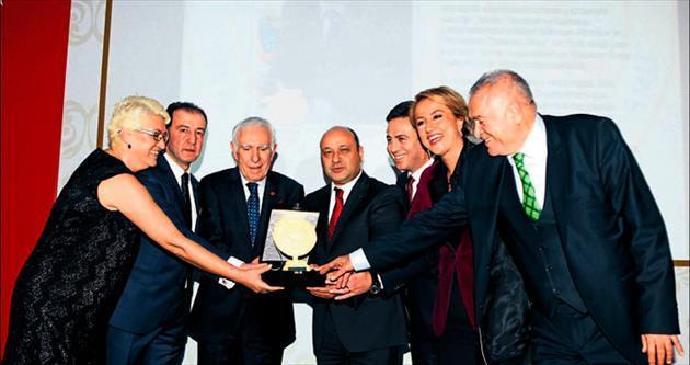 ASTOP üyelerinden üstün hizmet ödülü