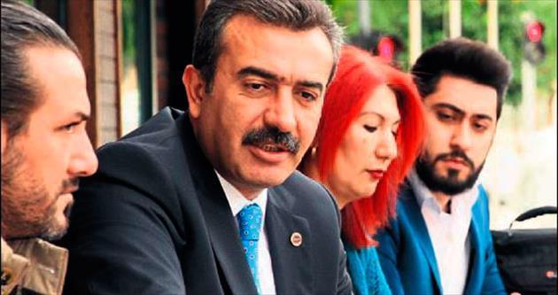 Başkan Çetin'den örgütlenme çağrısı