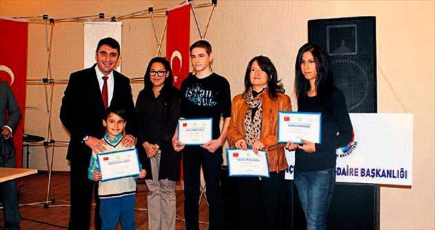 Gençlik Merkezi'nden 331 kursiyer mezun oldu