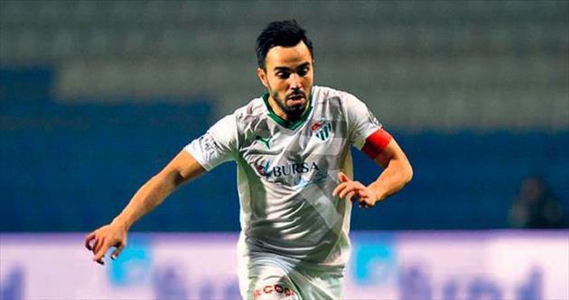 Bursaspor'da üç futbolcu bedelliden yararlanacak