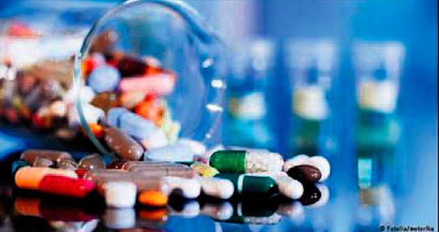 Almanya'da Hintli firmadan sahte ilaç!