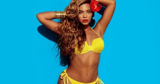 Beyonce'nin vücut sırları