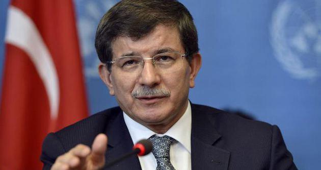 Başbakan Davutoğlu Eskişehir'de konuştu