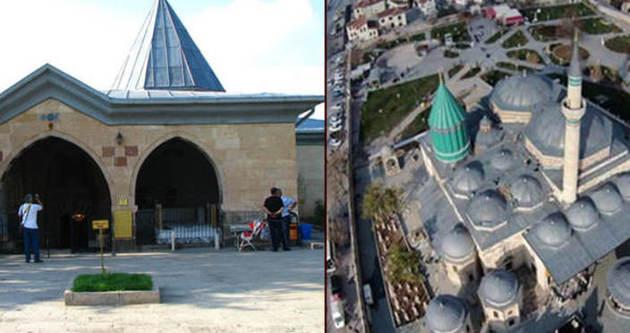 Hacı Bektaş-ı Veli ve Mevlana'nın türbesine giriş ücretsiz