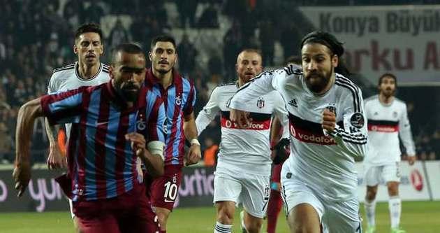 Fırtına'yı Beşiktaş estirdi