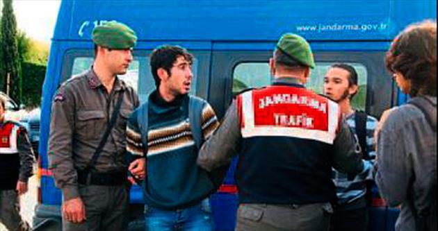 Manavgat'ta şura gözaltısı