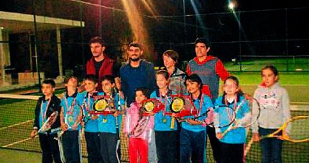 Teniste NK farkı