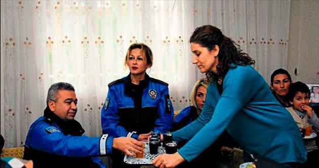 5 Çayı'na polis misafir oluyor
