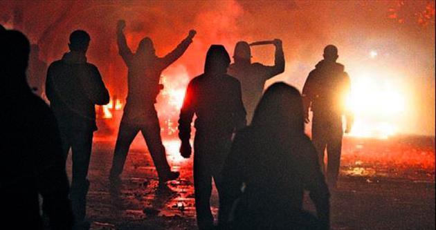Atina eylemlerinde 211 gözaltı