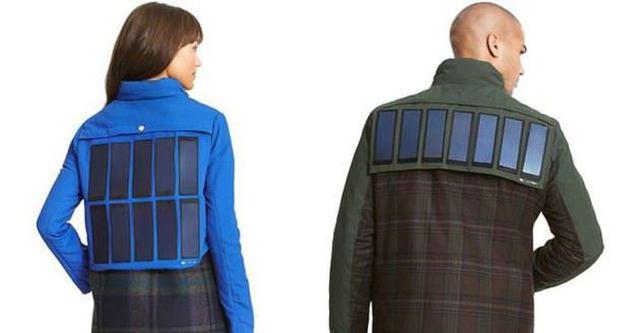 Hilfiger'dan şarj eden ceket satışta!