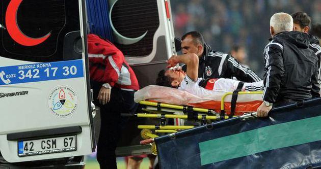 Mustafa Pektemek 40 maç kaçırdı