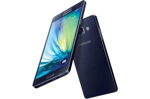 Galaxy A5 Avrupa pazarında gözüktü