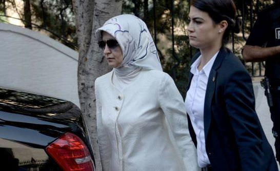 Amcası Sare Davutoğlu'nu anlattı