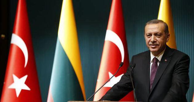 Cumhurbaşkanı Erdoğan: IŞİD değil DEAŞ