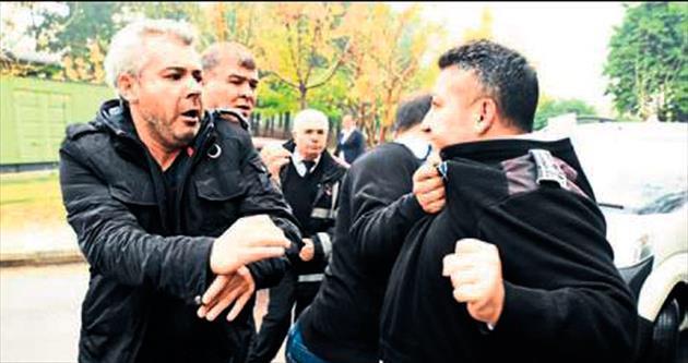 Gazeteciye otoparkta saldırı