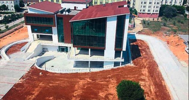 Bakanlıktan Antalya'ya modern öğrenci yurdu
