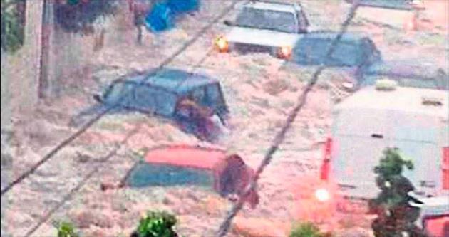 Büyükşehir'e sel davası
