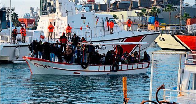 Mersin'de 361 kaçak yakalandı