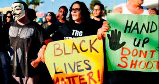 ABD'de protestolarda 300 kişi gözaltında