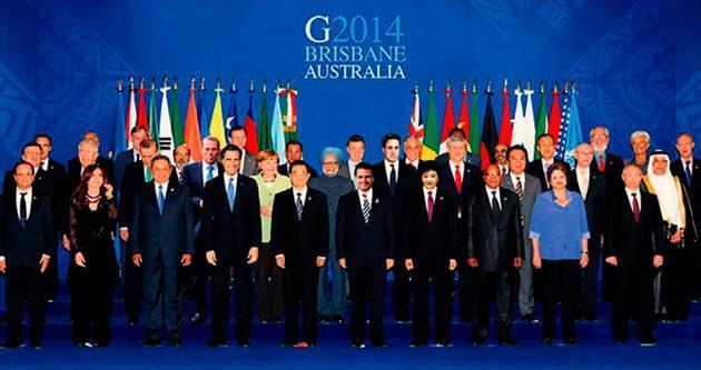Küresel liderliğin değişimini özetliyor