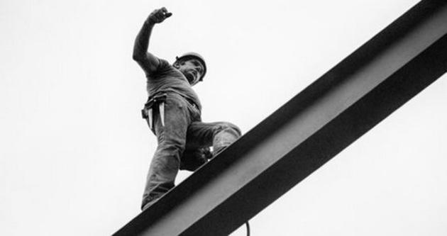 Burhan Doğançay'ın gözünden Brookyln Köprüsü