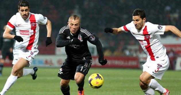 Gaziantepspor-Beşiktaş maçının bilet fiyatları