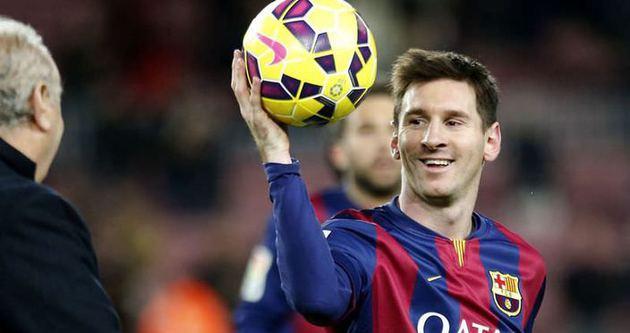 Messi doping kontrolüne tepki gösterdi