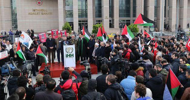 Mavi Marmara Davası'nda 7. duruşma