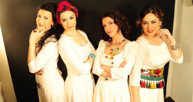 Yedi Cihan Kadınları CRR'de