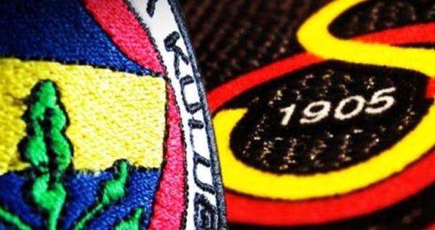 Fenerbahçe ve Galatasaray sosyal medyada ilk 10'da