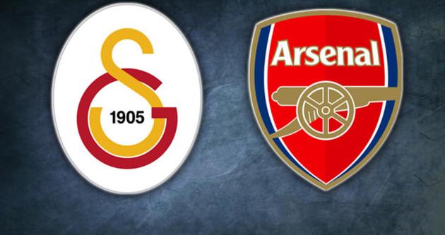 Galatasaray Arsenal özeti ve golleri burada