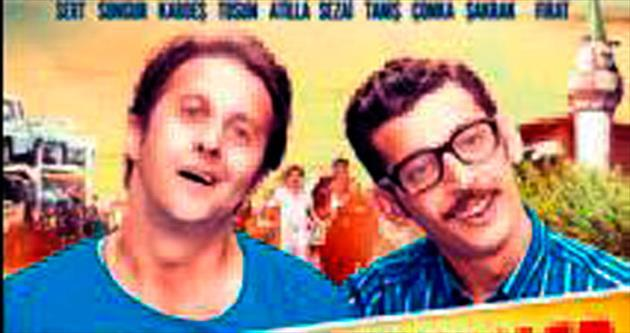Komedi filminin afişi yayınlandı
