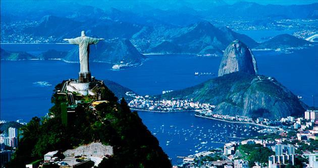 Yaşamayı seven şehir Rio de Janeiro