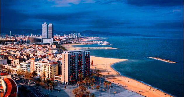 2015'i Barselona'da karşılayın