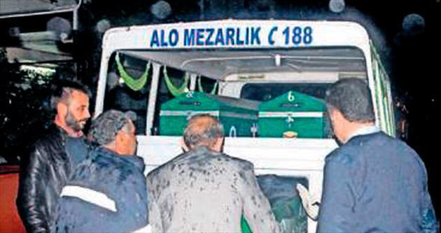 TIR şoförü evinde ölü halde bulundu